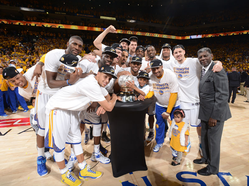 Es ist angerichtet: Finalduell Curry vs. LeBron - Basketball - kicker