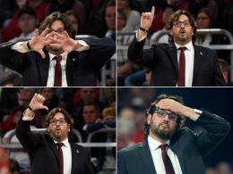 Andrea Trinchieri (Brose Baskets Bamberg)
