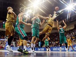 Durchwachsener Cup: Nur Berlin und Bonn gewinnen