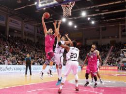 Eurocup: Bonn kassiert - Berlin beeindruckt