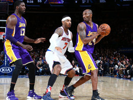 Kobes Finale im Madison Square Garden