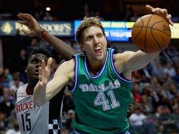 Nowitzki angeschlagen - Hawks zu stark f�r Kobe Bryant