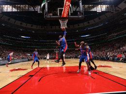 147:144! Pistons siegen im l�ngsten Spiel ihrer Geschichte