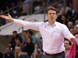 Telekom Baskets entlassen Coach Fischer