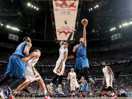 B-Mavericks schlagen Pelicans - Peinlicher Schreibfehler
