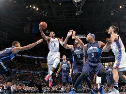 Westbrook fliegt - Mavs-Stars sauer auf Coach Carlisle