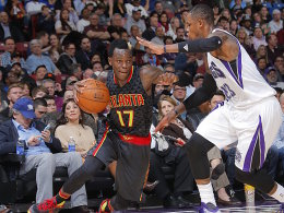 Hawks scheitern knapp an Kings - All-Star Bryant