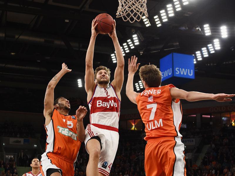 Bayern Trifft Auf Alba Ludwigsburg Im Pech Basketball