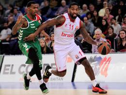 Deutliche Niederlage f�r die Brose Baskets in Spanien