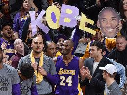 N�chster Halt Toronto: Kobe Bryants Abschiedstour