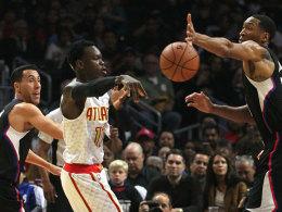 Schr�ders Hawks siegen auch gegen die Clippers