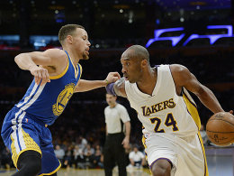 Sensation in L.A.: Lakers d�pieren Warriors!