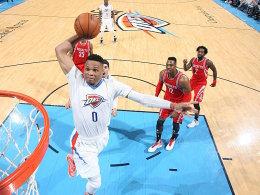 Westbrooks Nummer 15 - Kobe zerlegt Grizzlies