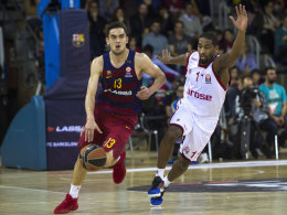 Bamberg hat in Barcelona keine Chance