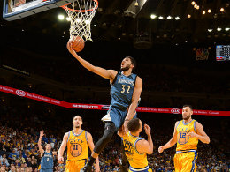Sensation! T-Wolves heulen im Golden State