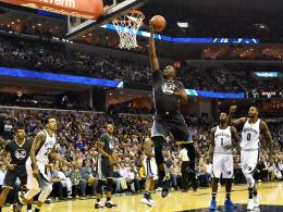 Golden State fehlt noch ein Sieg zum NBA-Rekord