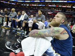 Grizzlies hinter Mavs - Kobe sorgt für Ausnahmezustand