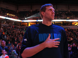 Nowitzki vor Play-off-Start: