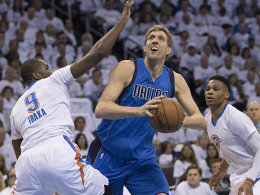 Nowitzki droht auszufallen
