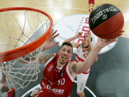 88:73 - Brose Baskets gehen in F�hrung