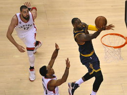 James historisch: Cavs erneut in den Finals