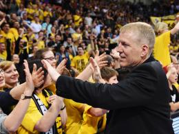 Ludwigsburg verl�ngert mit Coach Patrick