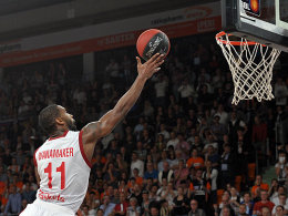 Bambergs Basketballer vor der Meisterkr�nung