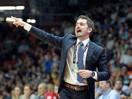 Wunschtrainer Caki coacht Alba