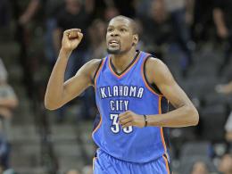 Transfercoup! Golden State greift bei Durant zu