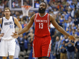 Maximalvertrag: Harden verl�ngert in Houston