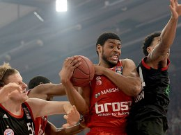 BBL-Notizen: Bonn holt Thompson in die Liga zur�ck
