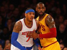 NBA-Spielplan: Cavs er�ffnen gegen die Knicks
