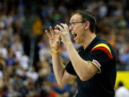 Deutsche Basketballer wahren EM-Chance