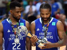 Skyliners Frankfurt verlieren Spiel um den Weltpokal