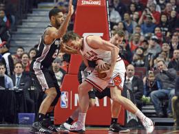 Ohne Duncan: Eine neue Spurs-Ära beginnt