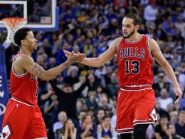 Knicks: Mit Rose und Noah zu alter Stärke?