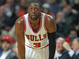Wade soll den Bulls neues Leben einhauchen