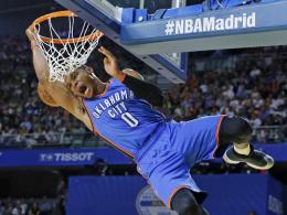 Trotz Durant-Abgang: Westbrooks große Ziele