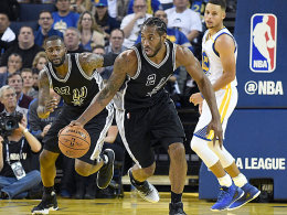 Spurs zerlegen Warriors -
