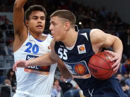 NBA-Draft: Houston sichert sich Talent Hartenstein