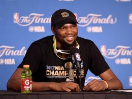 Zweijahresvertrag: Durant verzichtet auf Geld