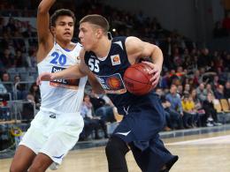 Hartenstein kämpft um Platz in der NBA