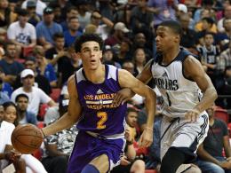 Lakers-Hoffnungsträger Ball verletzt