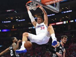 Für 173 Millionen Dollar: Griffin bleibt bei den Clippers