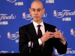 NBA-Chef Silver strebt Liga-Erweiterung an