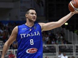 Gallinari fehlt DBB-Gegner Italien bei der EM