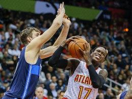 Nowitzki gegen Schröder zum NBA-Saisonauftakt