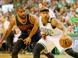 Mega-Trade: Irving nach Boston, Thomas zu den Cavs