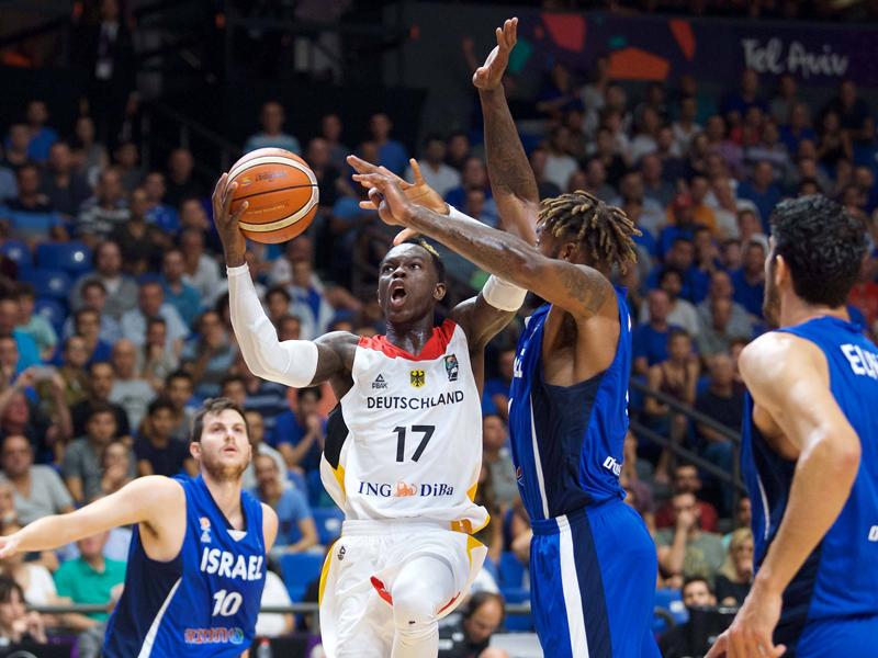 Bittere Niederlage gegen Israel: Erster Rückschlag für Basketballer