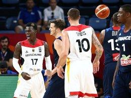 Viertelfinale! Deutschland gewinnt Krimi gegen Frankreich